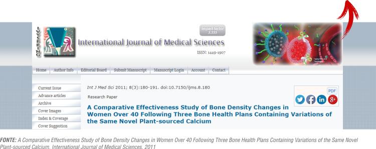 Osteo caps aumenta a massa óssea de mulheres na menopausa